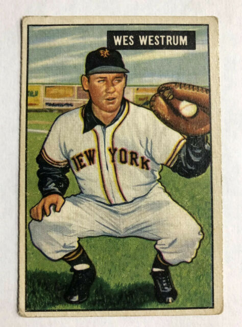 Westrum Wes 1951 Bowman